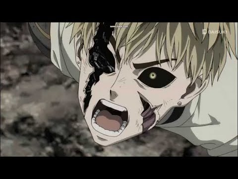 Genos Vs Mosquito Girl : One punch man ENGLISH DUBBED