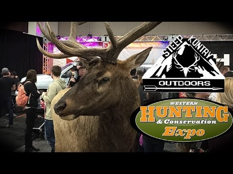 2019 Western Hunting Expo!