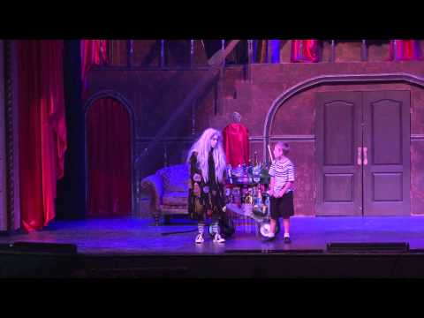 """The ACT presents - """"What If?"""" from the Addams Family"""