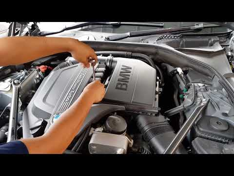 How to do a proper oil change on a BMW