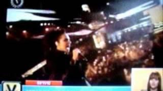 Monica Naranjo- Estreno y Estrellas- 03/02/2010 VENEZUELA