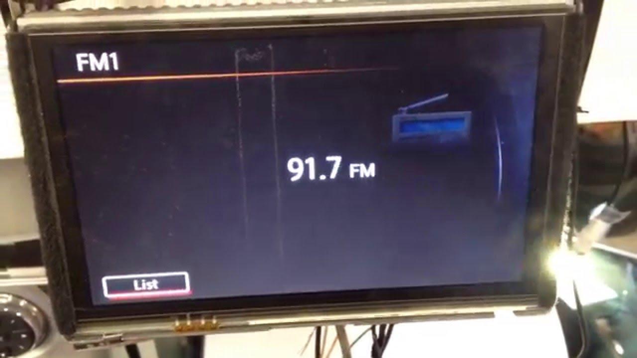 Nissan Fuga (y50) 2005 09   русификация, установка оборуд.версии 2016, Navi, пробки, usb, радио Eu