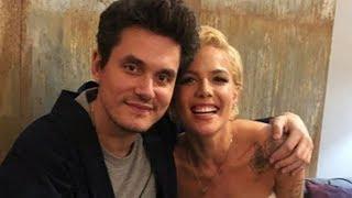 Halsey SHUTS DOWN John Mayer Dating Rumours!