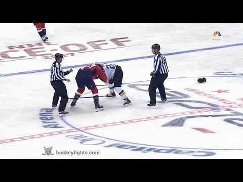 Dmitrij Jaskin vs Tom Wilson Sep 22, 2017