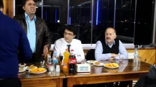 Türkeli 39 de karla mücadele ekibine teşekkür yemeği