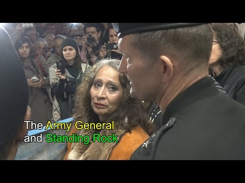 Army Corps Listens to Standing Rock Pipeline Voices