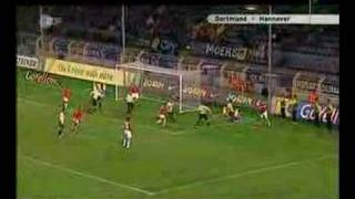 Hightlights DFB Pokal, Dortmund vs Hannover 96
