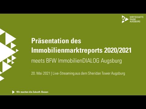 Präsentation des Immobilienmarktreport 2021