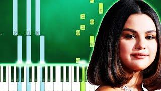 Selena gomez - cut you off (piano ...