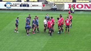 【TCL2019】栗田工業 vs 釜石SW (2019/12/7) - ジャパンラグビートップチャレンジリーグ 2019 第3週
