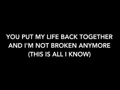 Owl City - Can't Live Without You (Lyrics)