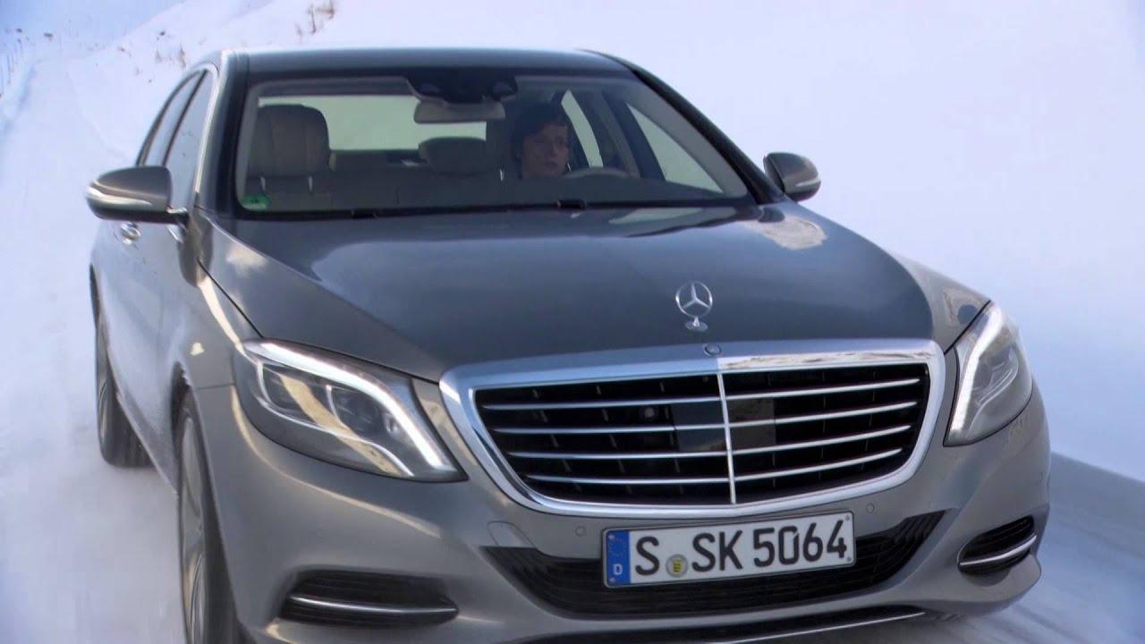 2015 Mercedes Benz S 500 4matic Palladium Silver Winter
