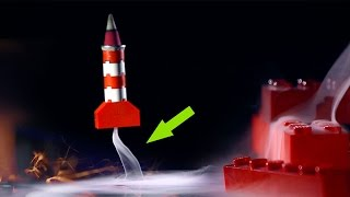 LEGO Rocket Liquid Smoke