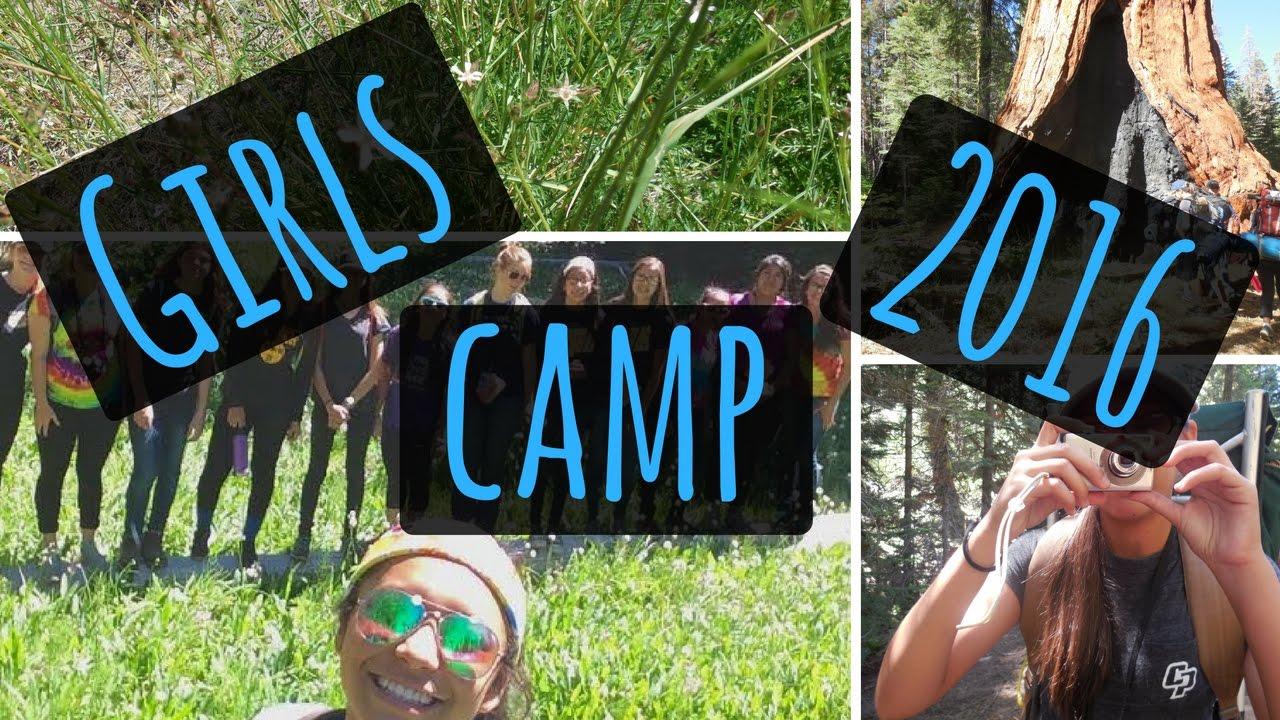 LDS GIRLS CAMP 2016