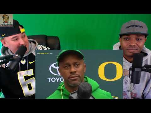 Willie Taggart | Oregon Ducks | Reaction