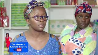 What are polcadots? Kansiime Anne. African Comedy