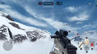 Star Wars Battlefront - RIP Luke Skywalker