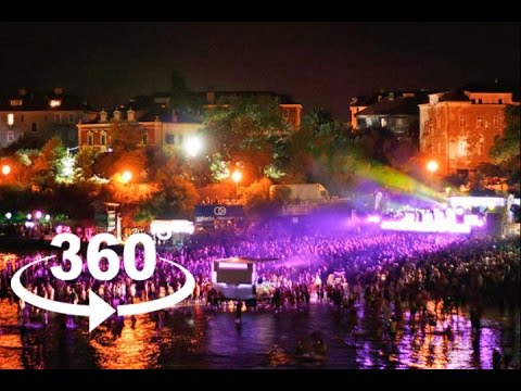 ULTRA EUROPE 2016 WARM-UP PARTY — SPLIT | 360º VR | Pointers Travel