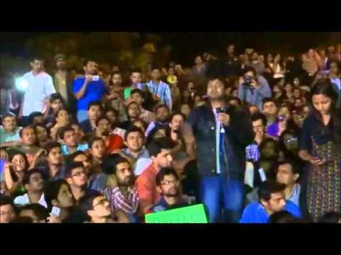 Azadi Slogans At JNU-With Context :-)