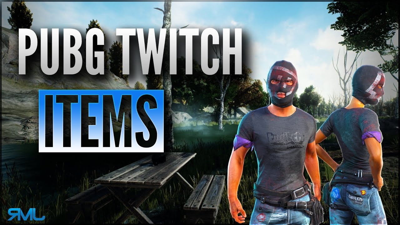 TWITCH PRIME EXCLUSIVE PUBG LOOT - PlayerUnknown's ...