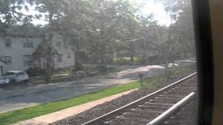 New Jersey Transit: Train 6643 M&E Dover Express Full Ride - NYP to Dover (6/20/12)