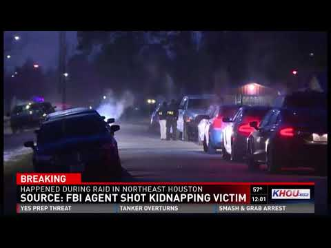 Source: FBI agent shot and killed kidnapping victim