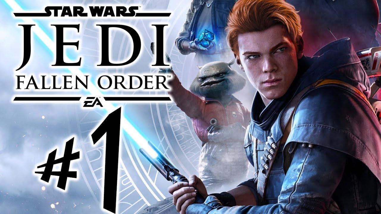 Star Wars Jedi Fallen Order – Parte 1: Cal Kestis!!! [ Xbox One X – Playthrough ]