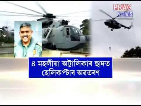 Captain P Rajkumar saves 26 people in Kerala