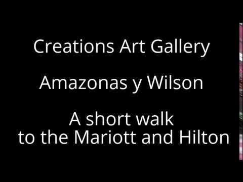 Art Classes, Quito Ecuador, a short walk to the Mariott, Hilton (Reina Isabel) Top Ten Quito