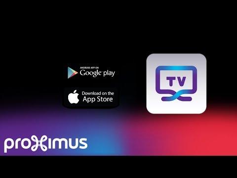 proximus tv live stream