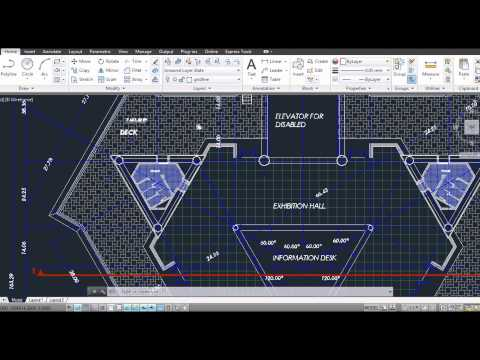 Engineering Drawing Project: Oil and gas museum