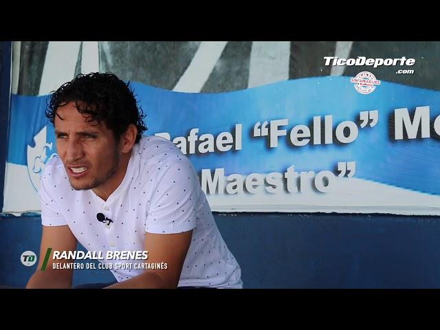 Adelanto | Sin Amagues con Randall Brenes
