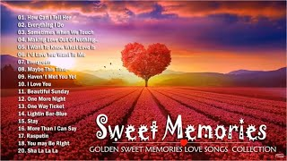 Beautiful Sweet Memories Love Songs Music Collection