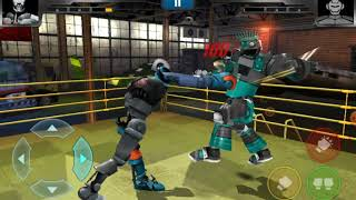 Real Steal boxing gameplay
