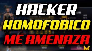 HACKER HOMOFOBICO DE MAMASITA ME AMENAZA Y REVELA DATOS PERSONALES!