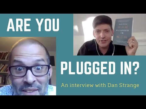 Are You Plugged In — An Interview with Dan Strange