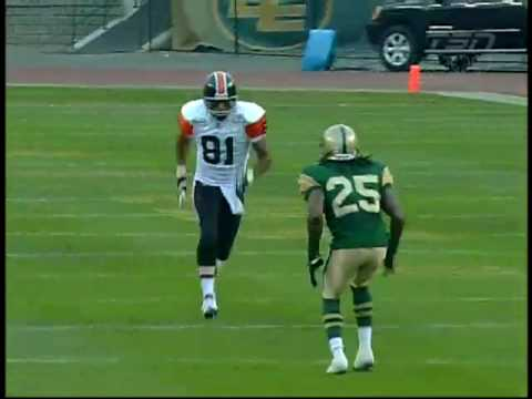Jarious Jackson touchdown pass to Geroy Simon