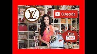 Louis Vuitton Biggest Purse Collection by Camila Guiribitey