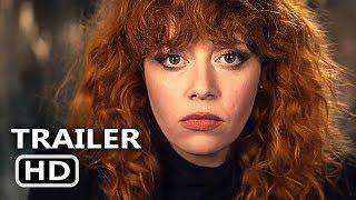 RUSSIAN DOLL Official Trailer (2019) Natasha Lyonne Time Loop Netflix Series HD
