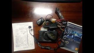 видео ремонт сигнализации шериф
