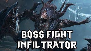 Let's Play Lords of the Fallen Deutsch #11 - Boss Fight Infiltrator