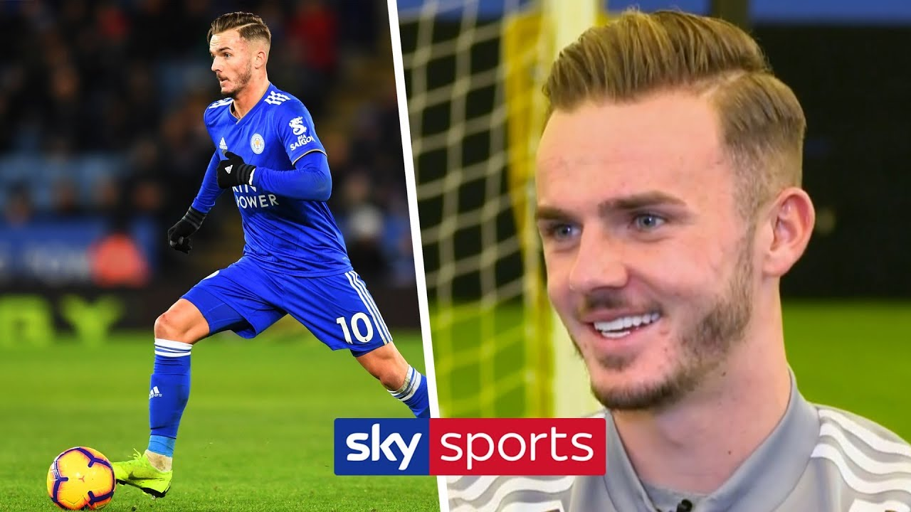 James Maddison on fame, his journey in football & his dread of being highlighted on MNF | Off Script