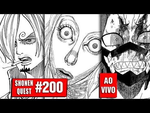 Shonen Quest - One Piece 870, Boku no Hero Academia 143, Hunter x Hunter 362
