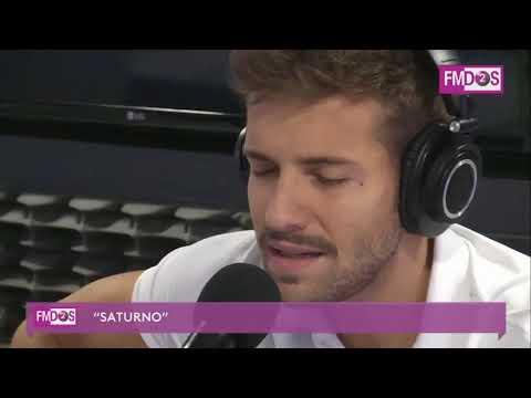 Pablo Alborán - saturno en acústico