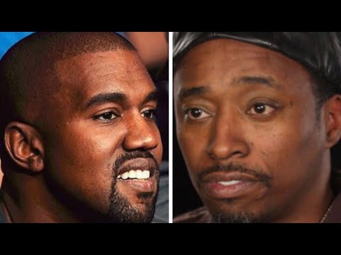Eddie Griffen KEEPS IT ALL THE WAY 100 On How The People SHOULD DEAL W/ Kanye West!!