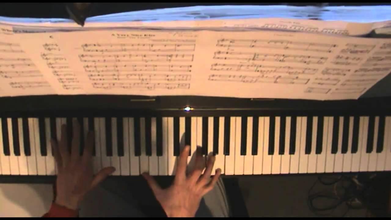 The Tourist Soundtrack A Very Nice Kiss Piano