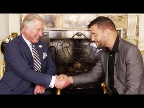 Prince Charles full interview with George Stroumboulopoulos | CBC