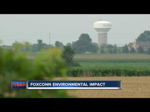 Bill allows Foxconn to skirt environmental protection rules