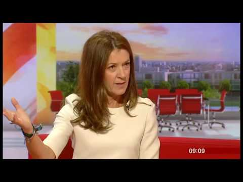Victoria Hislop on BBC Breakfast talking about CARTES POSTALES FROM GREECE