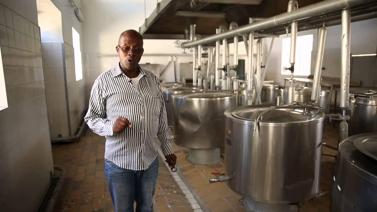 Robben Island Prison - Kitchen